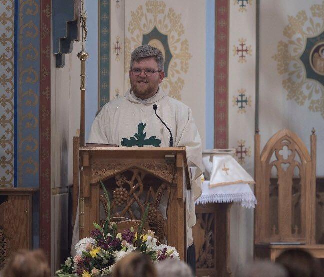 Rev. Fr. Neil Peoples